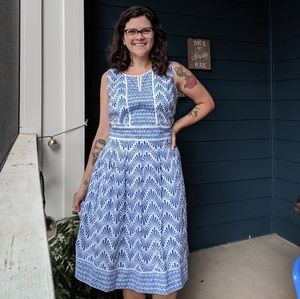NWOT Talbots Summer Dress